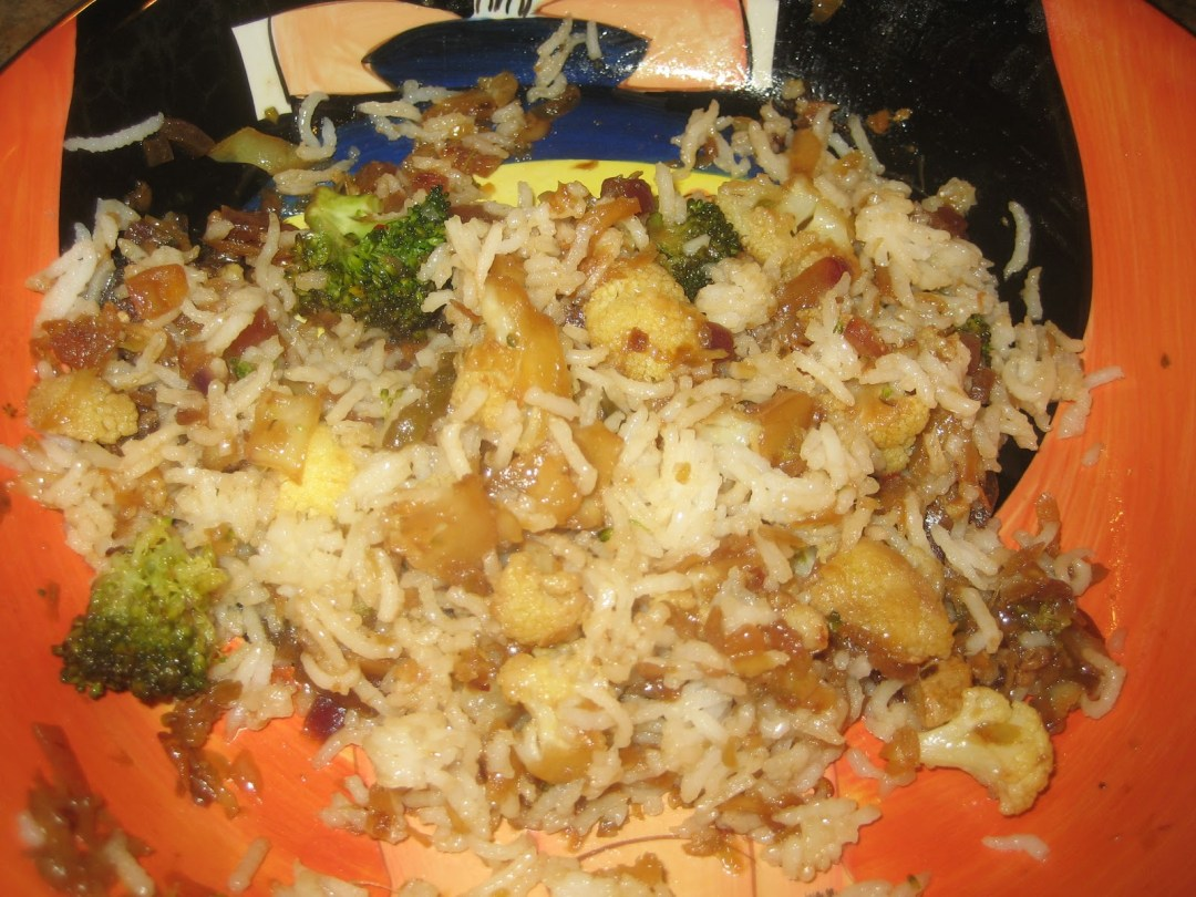 Spicy Chinese Stir Fry
