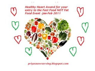 Healthy Heart Award