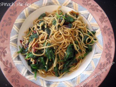 Spinach Stir10