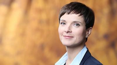 Frauke Petry: Frohe Kunde für Europareisende - Taxidienst wird fortgesetzt