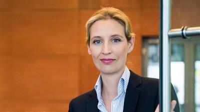 Alice Weidel: Vertrauen in die Politik wiederherstellen - Nebeneinkünfte stark begrenzen