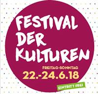 Vom 22. bis 24. Juni 2018 findet in Hanau-Großauheim zum dritten Mal das Festival der Kulturen statt