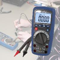 Ein robustes LCR Messgerät für alle Fälle - das neue PCE-LCR 1