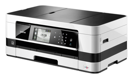 Rasantes Drucken mit dem innovativen Multitalent Brother MFC-J4510DW plus Tintenpatronen