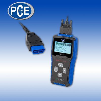 Elektronische Parkbremse einfach lösen mit PCE-BST 1