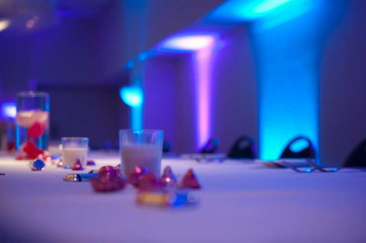Wedding Event Lighting in Duluth
