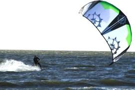 Kitesurfen Insel Ruegen Neujahrsgruesse 01