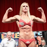 Holly Holm vs. Cecilia Braekhus women's super fight summer 2013 in Vegas?