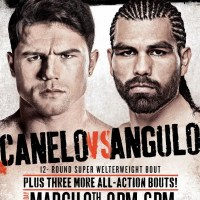 Live Canelo vs. Angulo results here tonight