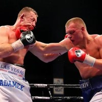 Vyacheslav Glazkov defeats Tomasz Adamek on NBC Sports Fight Night