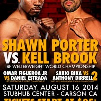 Shawn Porter vs. Kell Brook pre-fight quotes