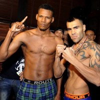 FNF weigh-in results from Chicago: Garcia vs. Prescott, Truax vs. Ennis, Mike Lee in action