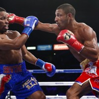 Results, photos & video highlights: Kell Brook defeats Shawn Porter, Dirrell beats Bika