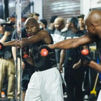 Watch: Live Floyd Mayweather workout video stream this afternoon