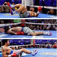 """Mayweather takes shot at Pacquiao: Says """"Miss Pac Man"""" is broke & desperate"""