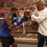 "Curtis Stevens adding speed & stamina; ready to unleash a ""blood bath"" against Hassan N'Dam"