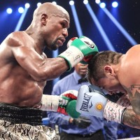 Why Floyd Mayweather is no longer our 154 lbs champion