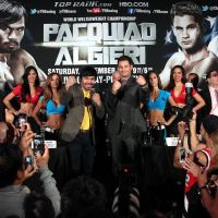 Is Chris Algieri truly up for the challenge against Manny Pacquiao?