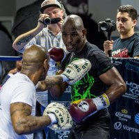 Bernard Hopkins workout photos & quotes: This fight is historic, I'd put my record against anybody's