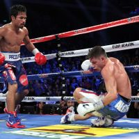 More on Pacquiao vs. Algieri results: Fight night photos, video interviews