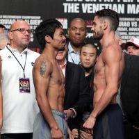 Pacquiao vs. Algieri results & round by round updates