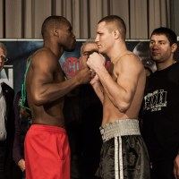 Adonis Stevenson vs. Dmitry Sukhotsky full weigh-in photos and details