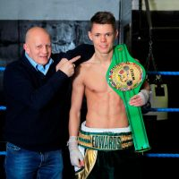 Charlie Edwards turns pro this weekend; Charlie Magri says he's a future world champ
