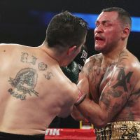 Results & photos: Brandon Rios destroys Mike Alvarado in 3 rounds
