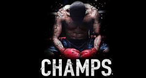 Champs boxing movie poster