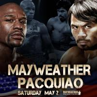 Mayweather vs. Pacquiao early betting odds