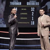 Keith Thurman vs. Robert Guerrero preview & prediction