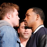 Canelo Alvarez vs. James Kirkland televised in UK on BoxNation