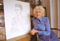 Fanny Rabel, a un año de su muerte