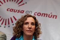 María Elena Morera, fundadora de México Unido contra la Delincuencia. Foto: Miguel Dimayuga