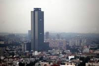 La torre de Pemex. Foto: Eduardo Miranda