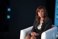 La titular de la PGR, Marisela Morales Ibáñez. Foto: Benjamin Flores