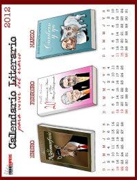 Calendario Literario para vivir del erario