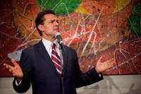 Enrique Peña Nieto, virtual candidato a la Presidencia. Foto: Miguel Dimayuga