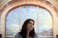 Teresa Vicencio, directora del INBA. Foto: Octavio Gómez