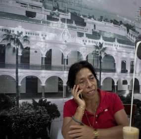 Regina Martínez, corresponsal de Proceso en Veracruz. Foto: Octavio Gómez