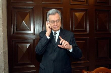 Manuel Bartlett.