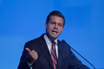 El presidente Enrique Peña Nieto. Foto: Octavio Gómez