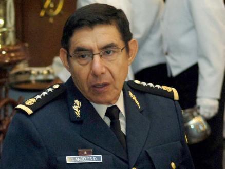 El general de División en retiro, Tomás Ángeles Dauahare. Foto: Miguel Dimayuga