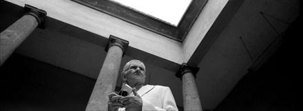 En junio de 2012 falleció Hector García (1923-2012), el fotógrafo de la ciudad. Foto: Marco A. Cruz