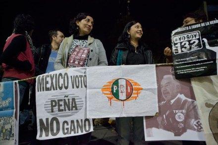 #YoSoy132 . Foto: Octavio Gómez