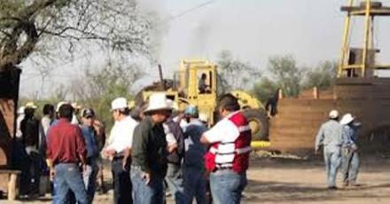 Pozo minero en Coahuila. Foto: Archivo