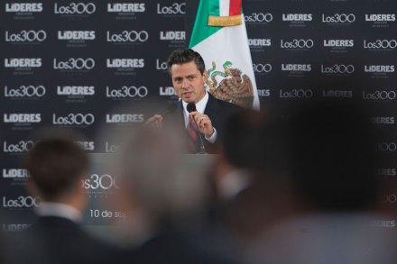 Enrique Peña Nieto, presidente. Foto: Octavio Gómez