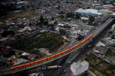 La línea 12 del Metro. Foto: Xinhua