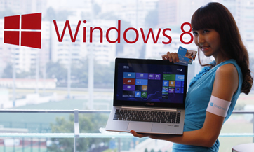 La presentación de Windows 8. Foto: AP