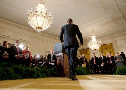 Barack Obama, presidente de E.U. Foto: AP / Carolyn Caster